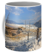 Travertine Limestone Terraces Coffee Mug