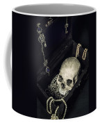 Treasure Chest Coffee Mug by Joana Kruse