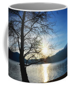 Tree And Lake Coffee Mug