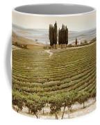 Tree Circle - Tuscany  Coffee Mug