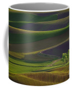 Tree In The Palouse Coffee Mug