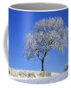 Tree In Winter, Co Down, Ireland Coffee Mug
