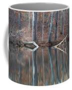 Tree Reflection Coffee Mug