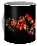 Tree Splatters Coffee Mug
