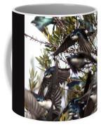Tree Swallow - All Swallowed Up Coffee Mug