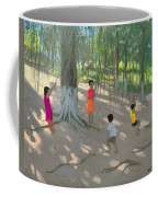 Tree Swing Coffee Mug