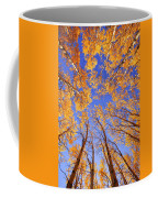 Tree Tops Coffee Mug