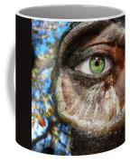 Tree Trunked Coffee Mug
