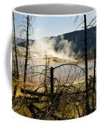 Trees In Nature Coffee Mug