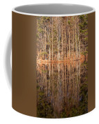 Trees In The Comfort Of Trees Coffee Mug