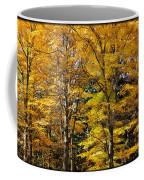 Trees Of Gold Coffee Mug