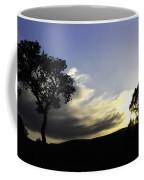 Trees On The Edge Coffee Mug