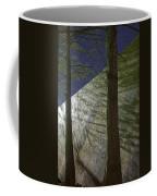 Trees Sky Shadow Coffee Mug