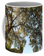 Treetops Coffee Mug by Aimee L Maher Photography and Art Visit ALMGallerydotcom