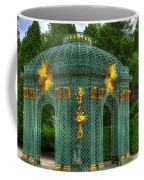 Trellis At Schloss Sanssouci Coffee Mug
