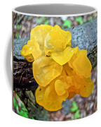 Tremella Mesenterica - Yellow Brain Fungus Coffee Mug