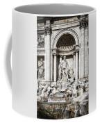 Trevi Fountain Detail Coffee Mug