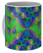 Triangulation Coffee Mug