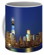 Tribute Of Lights Nyc 2012 Coffee Mug