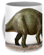 Triceratops Prorsus, A Prehistoric Era Coffee Mug