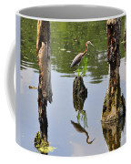 Tricolored Reflection Coffee Mug