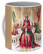 Trinity And Christ Coffee Mug