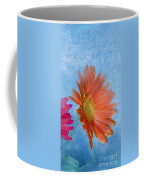 Triptych Gerbera Daisies-three Coffee Mug