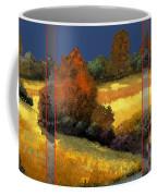 Trittico-sole Grigio Coffee Mug