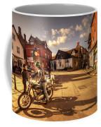 Triumph In Much Wenlock  Coffee Mug