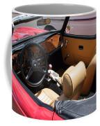 Triumph Tr6 Seats Coffee Mug