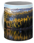 Trolling On Twin Lakes Coffee Mug
