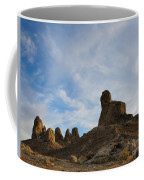 Trona Pinnacles 2 Coffee Mug