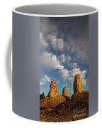 Trona Pinnacles 5 Coffee Mug