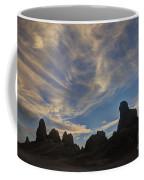 Trona Pinnacles 6 Coffee Mug