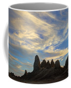 Trona Pinnacles Windswept Coffee Mug