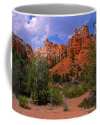 Tropic Canyon Coffee Mug