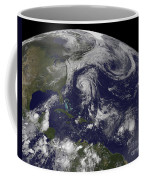 Tropical Cyclones Katia, Lee, Maria Coffee Mug