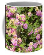 Tropical Lantana Coffee Mug