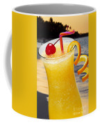 Tropical Orange Drink Coffee Mug