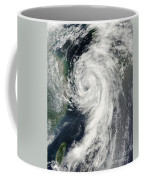 Tropical Storm Dianmu Coffee Mug