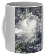 Tropical Storm Nock-ten Coffee Mug
