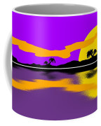 Tropical Sunrise Coffee Mug