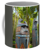 Tropical Tikis Coffee Mug