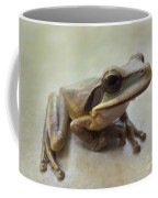 Tropical Tree Frog II Coffee Mug