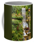 Tropical Waterfall  Coffee Mug