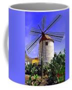 Tropical Windmill Coffee Mug