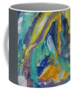 Tropicana 2 Coffee Mug by Anita Burgermeister