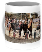Trotting 3 Coffee Mug