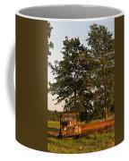 Truck And Tank 13 Coffee Mug