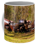 Truck Graveyard Coffee Mug